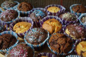 Muffins mit Xylit