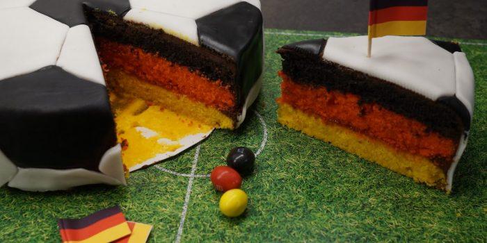 Wm De Fussball Kuchen Sabrinas Backvergnugen