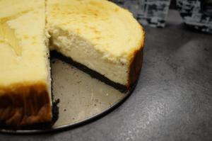 13) Angeschnittener Kuchen