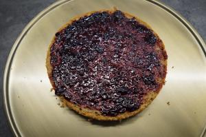 16) Mit der Marmelade bestreichen