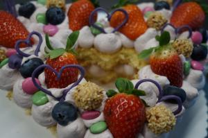 20) Früchte, Schokolade, Smarties etc. alles was ihr mögt