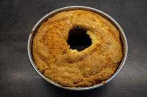 5) Den Kuchen gut abkühlen lassen