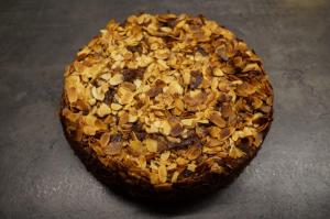 10) Den Kuchen nach dem Backen abkühlen lassen