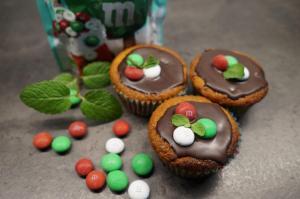 11) Himbeer-Minz-Muffins genießen :D