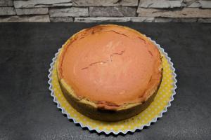 14) Nach dem Backen im Ofen abkühlen lassen