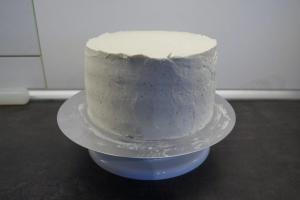 15) Torte glätten