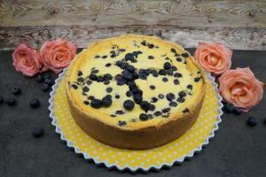 5) Kuchen im Ofen auskühlen lassen