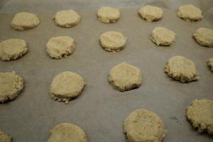 5) Im Ofen für 12-15 Min. gold-braun backen