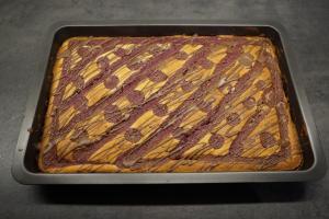 17) Mit Vollmilch-Schokolade verzieren