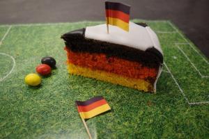 WM-DE-Fussball Kuchen