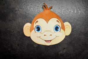 12) Affen-Bild ausschneiden