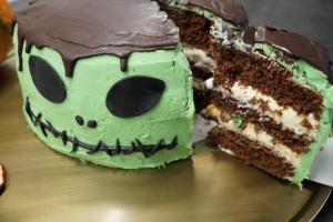 Frankenstein-Torte