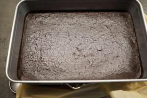 9) Kuchen nach dem Backen gut abkühlen lassen