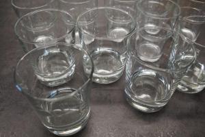 13) Dessert-Gläser vorbereiten