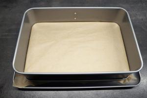 1) Springform vorbereiten, Ofen vorheizen