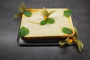 8) Kuchen nach Belieben verzieren