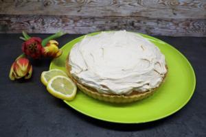 18) Fertige Zitronen-Tarte