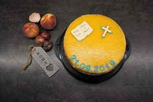 25) Torte dekorieren