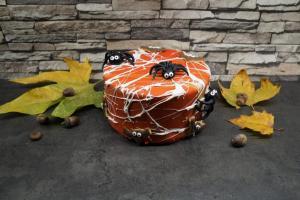 Halloween Spider Torte