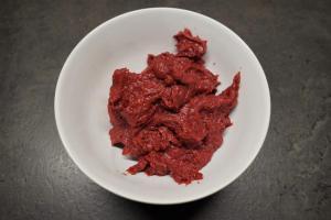 7) Kirsch-Marzipan-Creme kühl stellen