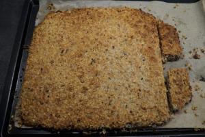 6) Im Ofen 25 Min. backen und abkühlen lassen