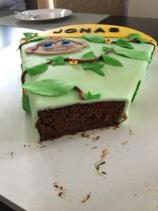 Einschulungs-Torte