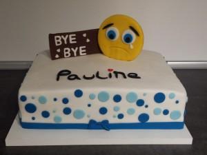 20) Fertige Torte
