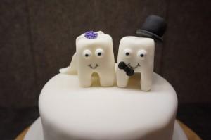 18) Das Brautpaar aufstellen