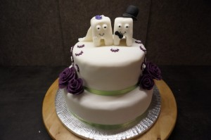 19) Torte dekorieren