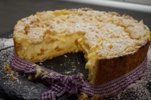11) Kuchen essen und genießen