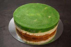 22) Fertige Torte