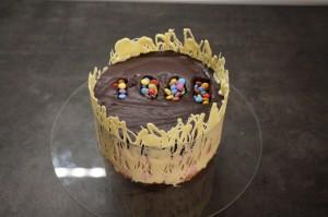23) Fertige Torte