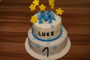 23) Torte dekorieren :-)