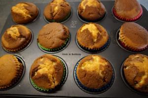7) Gebackene Muffins