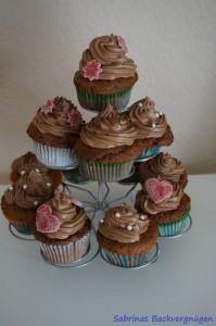 Schokolden-Muffins